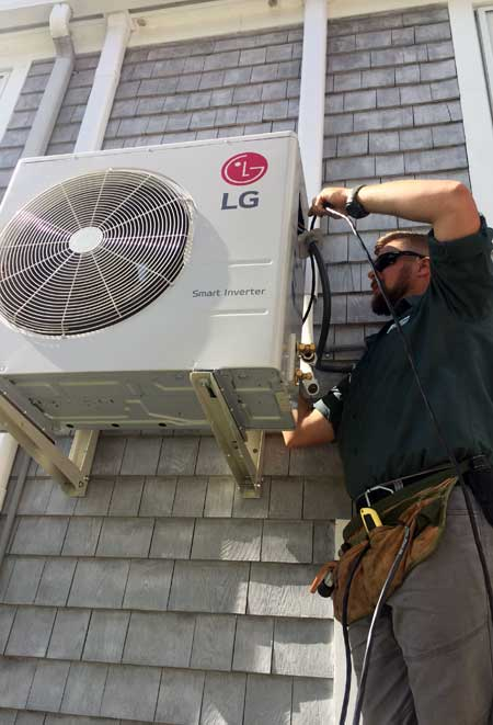Densmore Oil, Connecticut air conditioning service