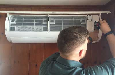 Densmore Oil, Connecticut air conditioning installations