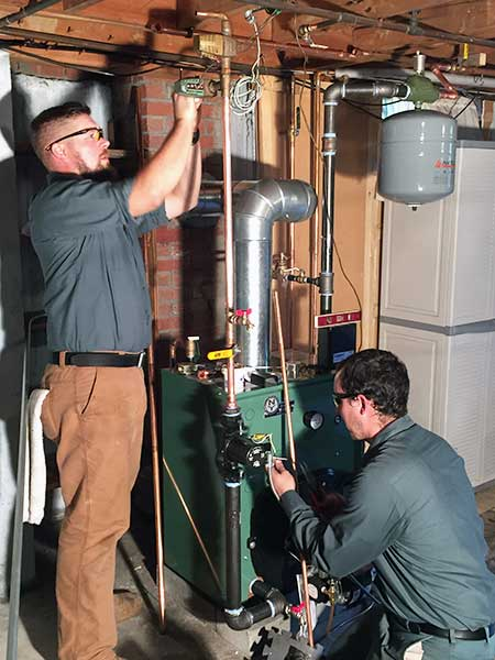 Densmore Oil, Connecticut oil heat equipment service