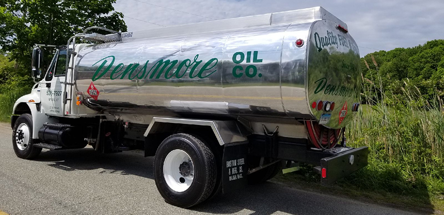 Densmore Oil Truck