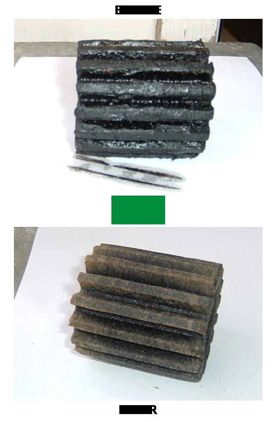 Clean Oil Tank Filter