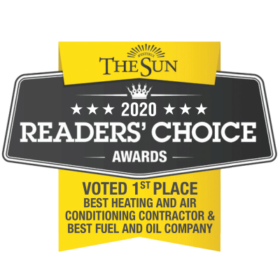 readers choice best oil company