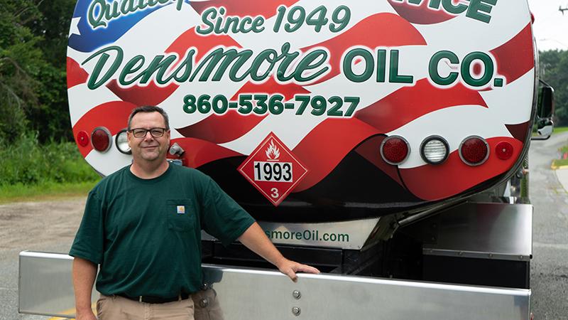 Oil Delivery Truck in CT & RI