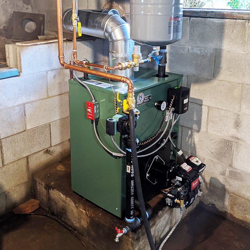 Furnace Heating System Installation in CT